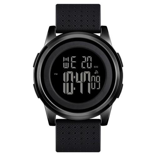 Оригинальные наручные часы Skmei 1502 All Black | Оригинал Скмей, Гарантия 1 год!