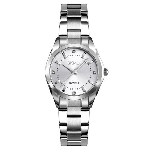 Оригинальные наручные часы Skmei 1620 Silver-White | Оригинал Скмей, Гарантия 1 год!