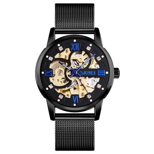 Оригинальные наручные часы Skmei 9199 All Black | Оригинал Скмей, Гарантия 1 год!