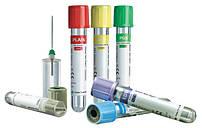 Вакуумні системи для забору та транспортування крові