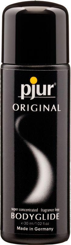 Універсальна змазка на силіконовій основі pjur Original 30 мл, 2-в-1: для сексу і масажу