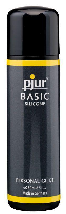 Силіконова змазка pjur Basic Personal Glide 250 мл краще ціна/якість, відмінно для новачків
