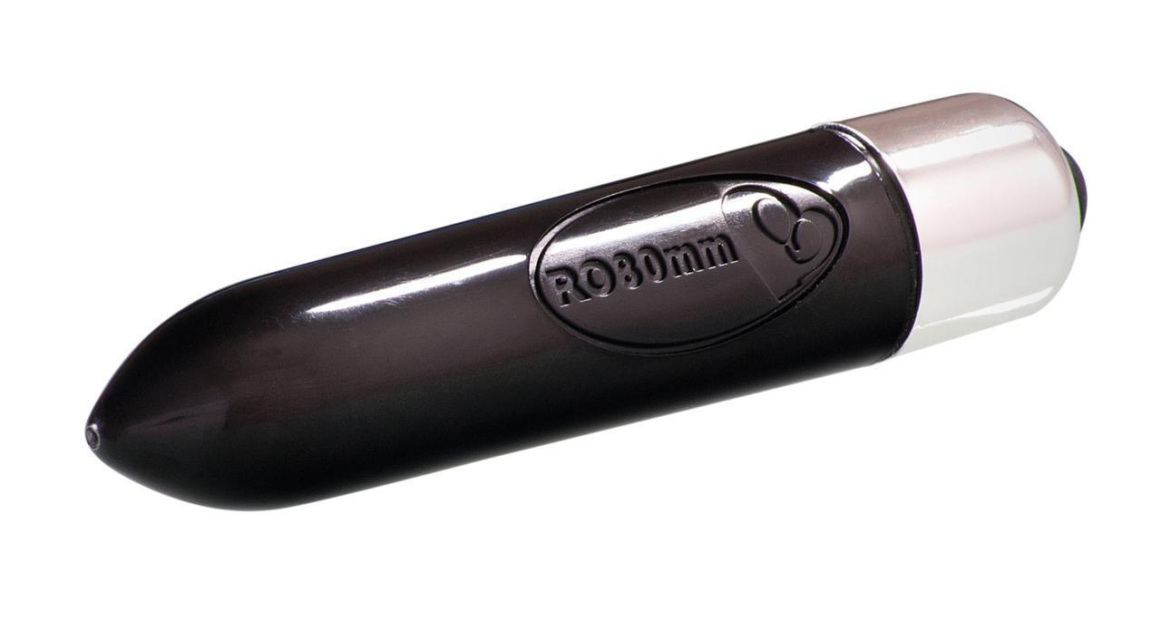 Вібратор Off Rocks Single Speed RO-80mm Black
