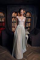 """Вечернее длинное платье """"1239-1"""""""