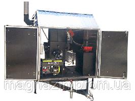 Мобильный утилизатор УТ200 (крематор).