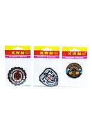 Набор аппликаций KWM 3 штуки 14х9 см Разноцветный K10-550257, КОД: 1791099