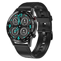 Смарт-часы NO.1 DT95 black (тонометр, пульсоксиметр, ЭКГ)