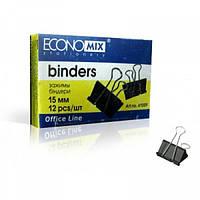 "Биндер для бумаг ""Economix"" 15 мм."