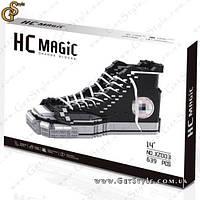 """Конструктор Кеды - """"Magic Sneakers"""" - 639 деталей, фото 1"""