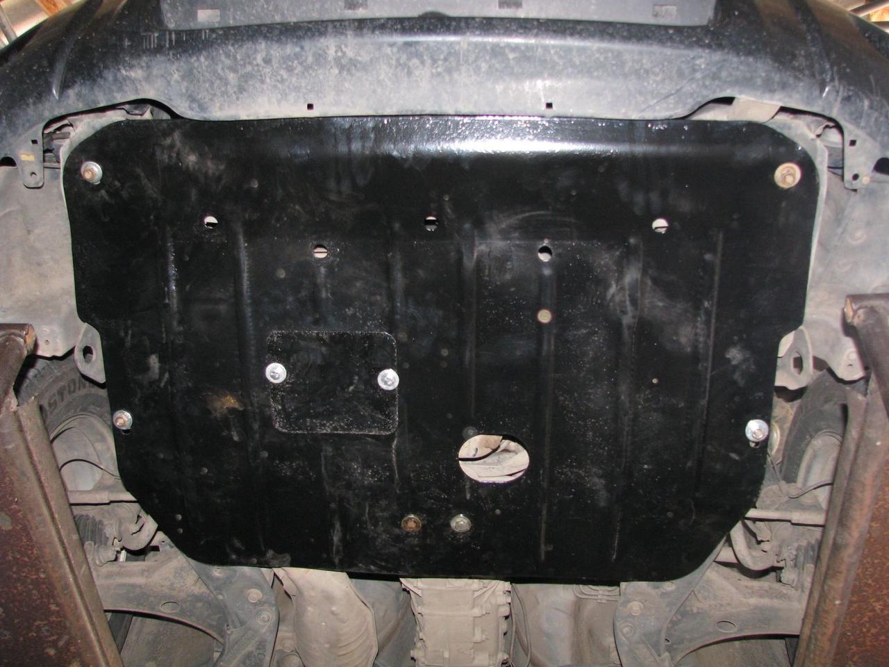 Защита двигателя  Subaru Legacy IV (2004-2009)  V-2.0; 2.5 (двигатель, КПП, радиатор)