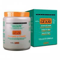 GUAM Антицеллюлитная маска холодная формула из водорослей 1 кг
