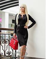 Стильное платье для бизнес-леди.