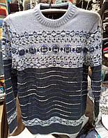 Теплая мужская кофта на зиму