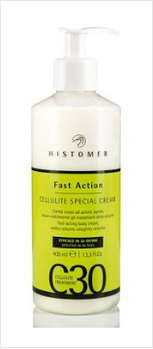 Histomer C30 FAST ACTION - SPECIAL CELLULITE CREAM С30 Антицеллюлитный крем моментального действия 400 мл