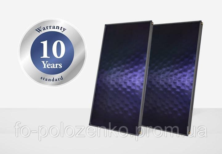 Плоский солнечный коллектор (гелиосистема) HEWALEX KS2100F TLP AC (Обновленная рама коллектора)