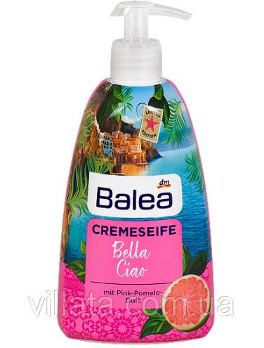 Жидкое мыло Balea Creme Seife Bella Ciao 500 мл Чао Белла с ароматом розового помело