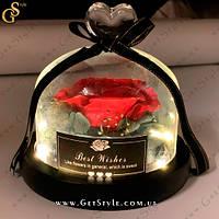 """Светящиеся розы в футляре - """"Light Roses"""""""