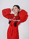 Вышитое платье лен бохо вышиванка, этно, бохо-стиль, вишите плаття, Bohemian, фото 3