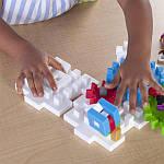 Набор для обучения Guidecraft IO Blocks Tabletop System, 118 деталей (G9640), фото 9