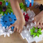 Набор для обучения Guidecraft IO Blocks Tabletop System, 118 деталей (G9640), фото 10