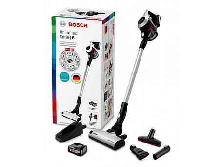 Вертикальный+ручной пылесос (2в1) Bosch BCS612KA2, фото 2