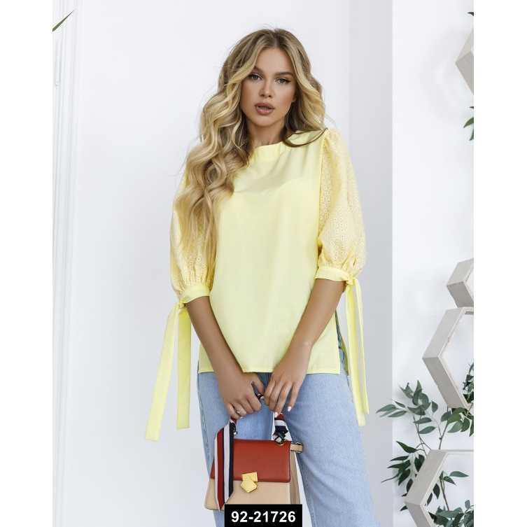 Женская блуза, S международный размер, 92-21726