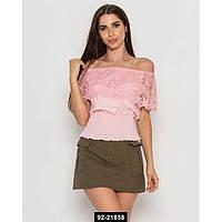 Женская блуза, 92-21858