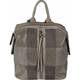 Рюкзак №2057-2 Бежевый #M/K