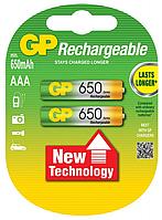 Аккумулятор ААА GP 650mAh