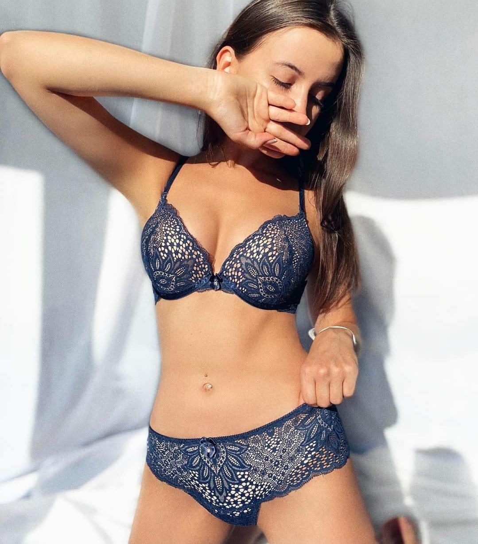 Комплект жіночої нижньої білизни 3D Balaloum 9386