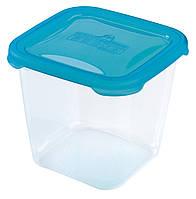 Контейнер для зберігання в морозилці 1,7 л Heidrun PolarFrost 14,5*14,5*12,7 см (HDR-1762)