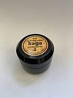 Гель глиттерный для ногтей Saga Glitter Opal № 2, 8 мл