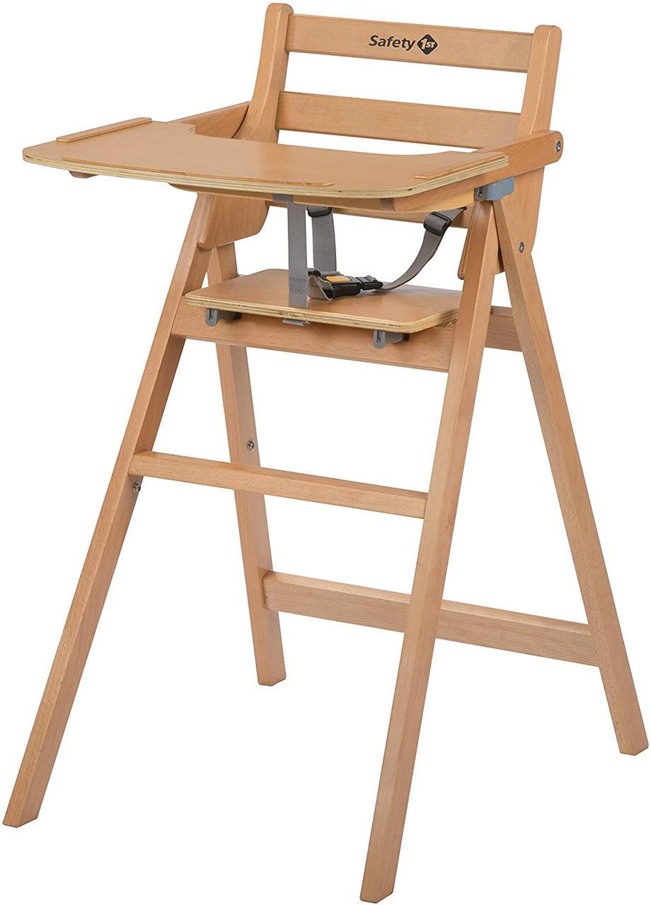 Детский стульчик для кормления Safety 1st Nordik Natural Wood SF2735014000