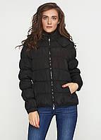 Женская демисезонная куртка Silvian Heach S Черная 6062736-S, КОД: 1464750