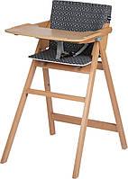 Детский стульчик для кормления Safety 1st Nordik Natural Wood  с мягкой вкладкой SF2738850000