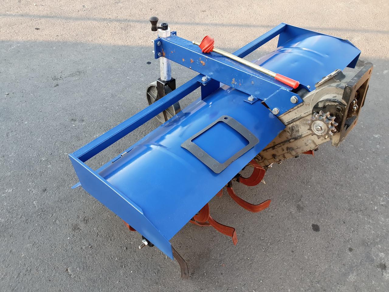 Почвофреза 125 см для мотоблока, мототрактора, минитрактора с боковым приводом к ВОМ. АКЦИЯ!