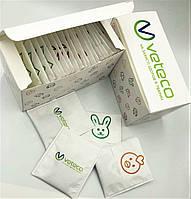 Коробка с чаем в пакетиках от 100шт