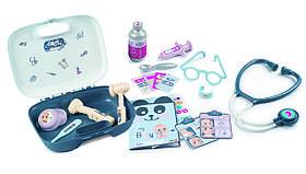 Игровой набор Smoby Toys Уход за куклой с аксессуарами для ухода и лечения (240301)