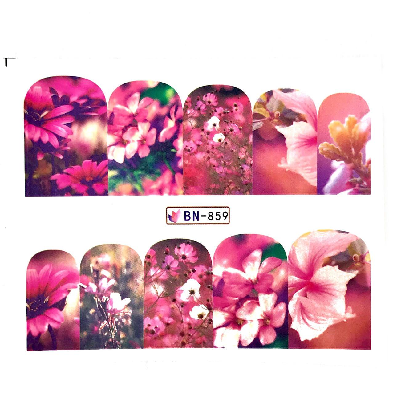 Слайдер Flowers BN 859