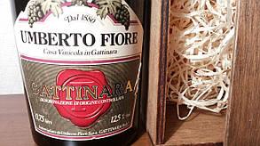Вино 1980 года Gattinara Италия, фото 2