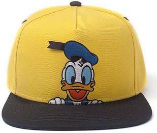 Кепка Difuzed Disney - Donald Orange Snapback Желтый (SB406837DON)