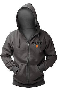 Толстовка Gaya Zip Hoodie Call of Duty: Black Ops 4 - Patch Grey XXL