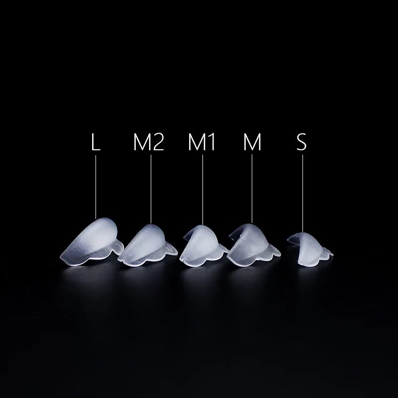 """Силиконовые бигуди для ламинирования и биозавивки ресниц """"Dolly's Lash"""", размер М1"""
