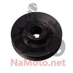 Шкив для вибрационнойкартофелекопалки Z-105 (Металл на ВОМ) ККД5