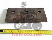 Нож бурового шнека БУР 1W- 50