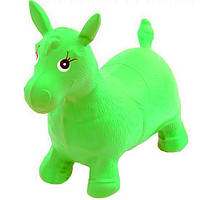 Прыгун лошадка MS 0001 (Зеленый)