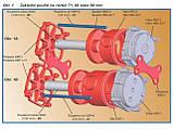 Гак для кріплення люстри  монолітне бетонобудування; 100мм, фото 8