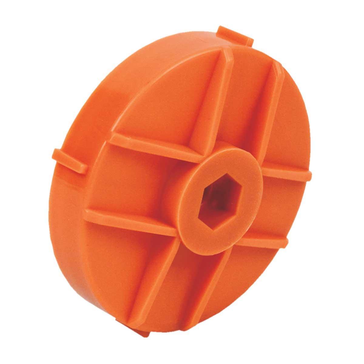 Задня кришка коробки в бетон під гайку монолітне бетонобудування;