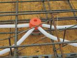 Задня кришка коробки в бетон під гайку монолітне бетонобудування; , фото 3