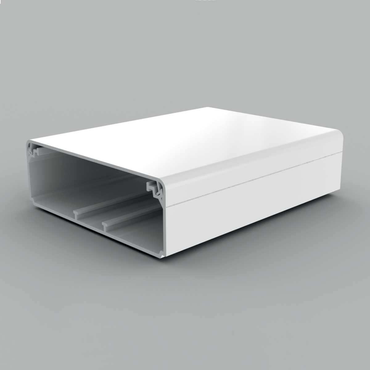 Кабельний канал білого кольору  120х40; Серія EKD; ПВХ
